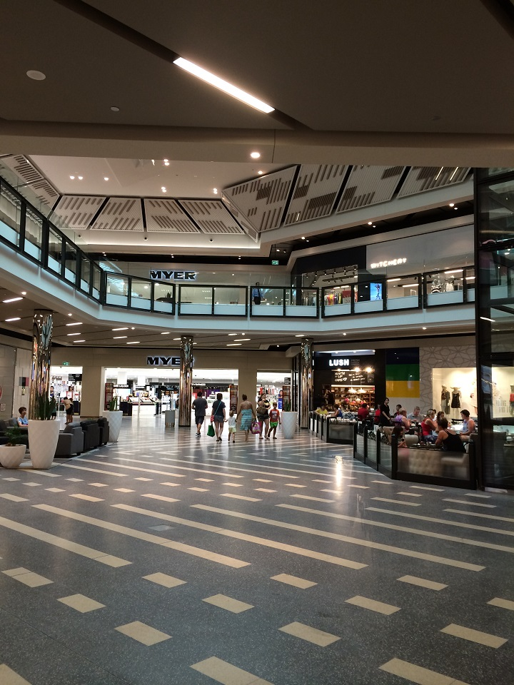 Lakeside Joondalup Shopping Centre - GF Myer-Node