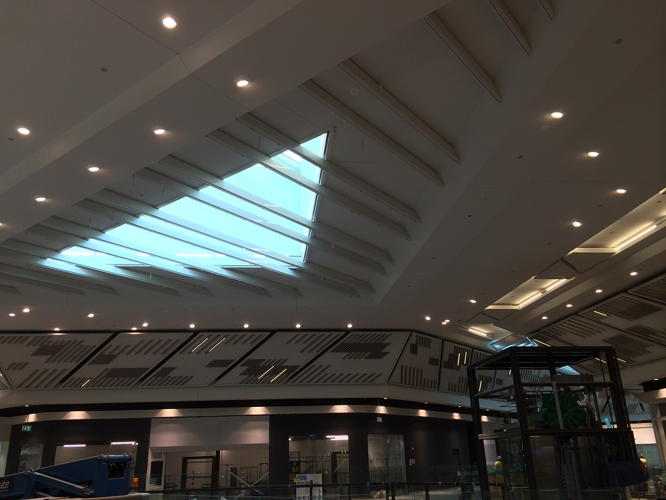 Lakeside Joondalup Shopping Centre - Myer Node - Level 1