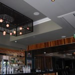 Front Bar – Timber and Plasterboard Ceilings