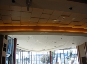 Main Entrance to Crown Casino expansion